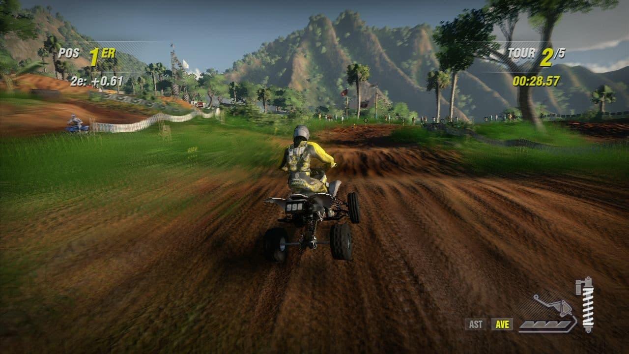 MX vs ATV Alive - Image n°7
