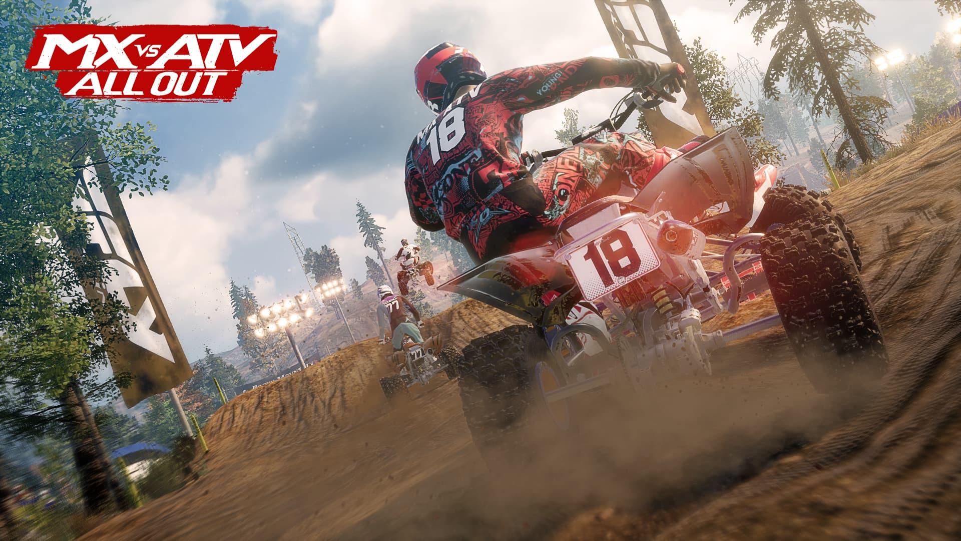 MX vs ATV All Out Xbox