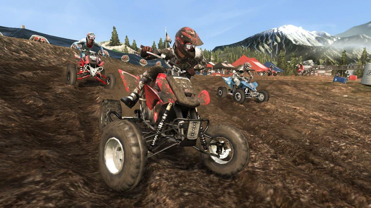 MX vs ATV Reflex Xbox