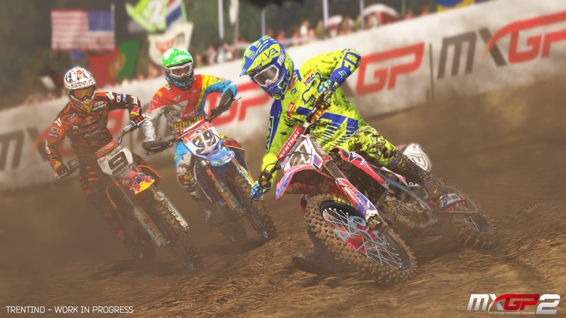 MXGP 2: The Official Videogame - Image n°6