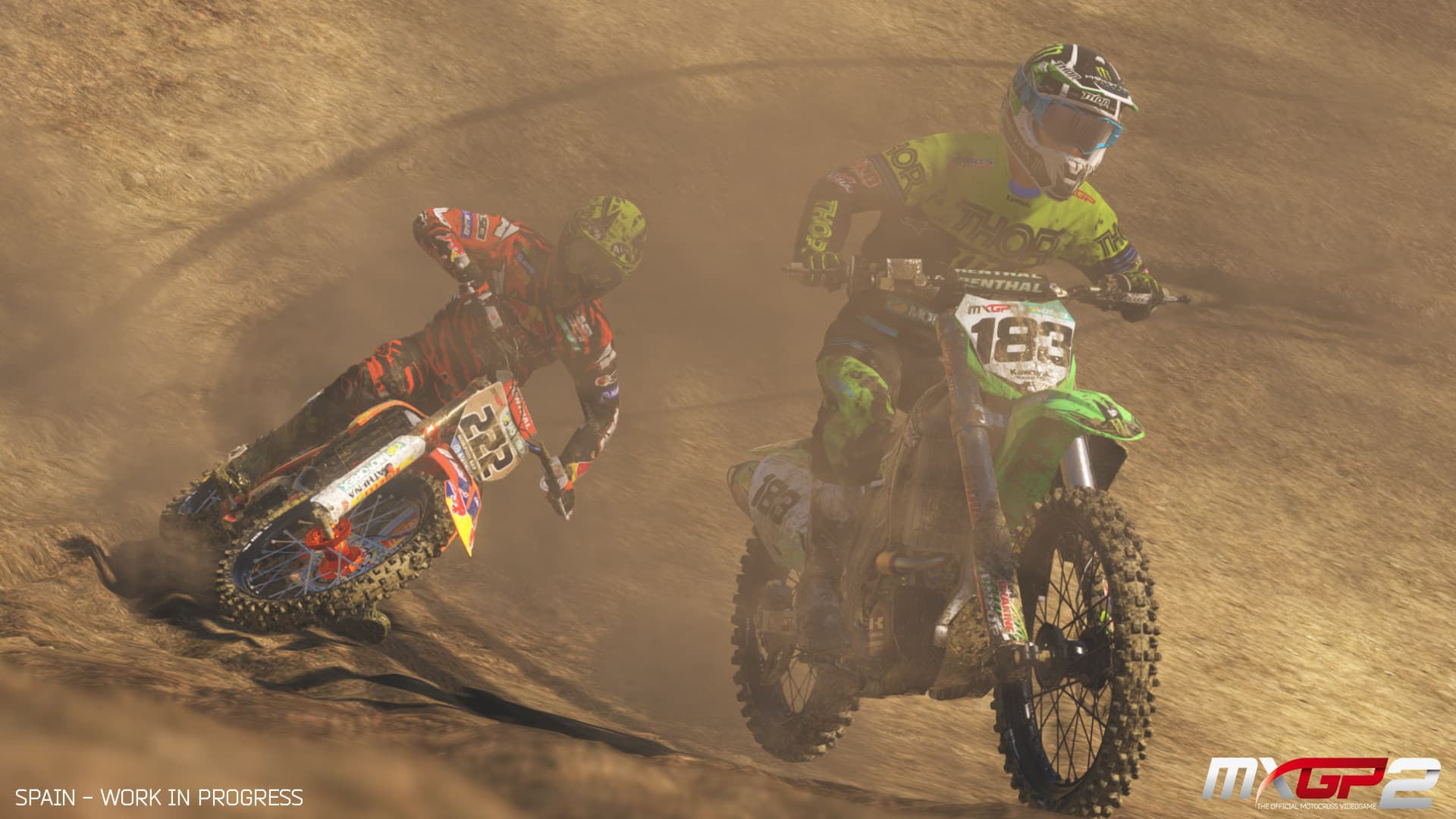 MXGP 2: The Ophphicial Videogame