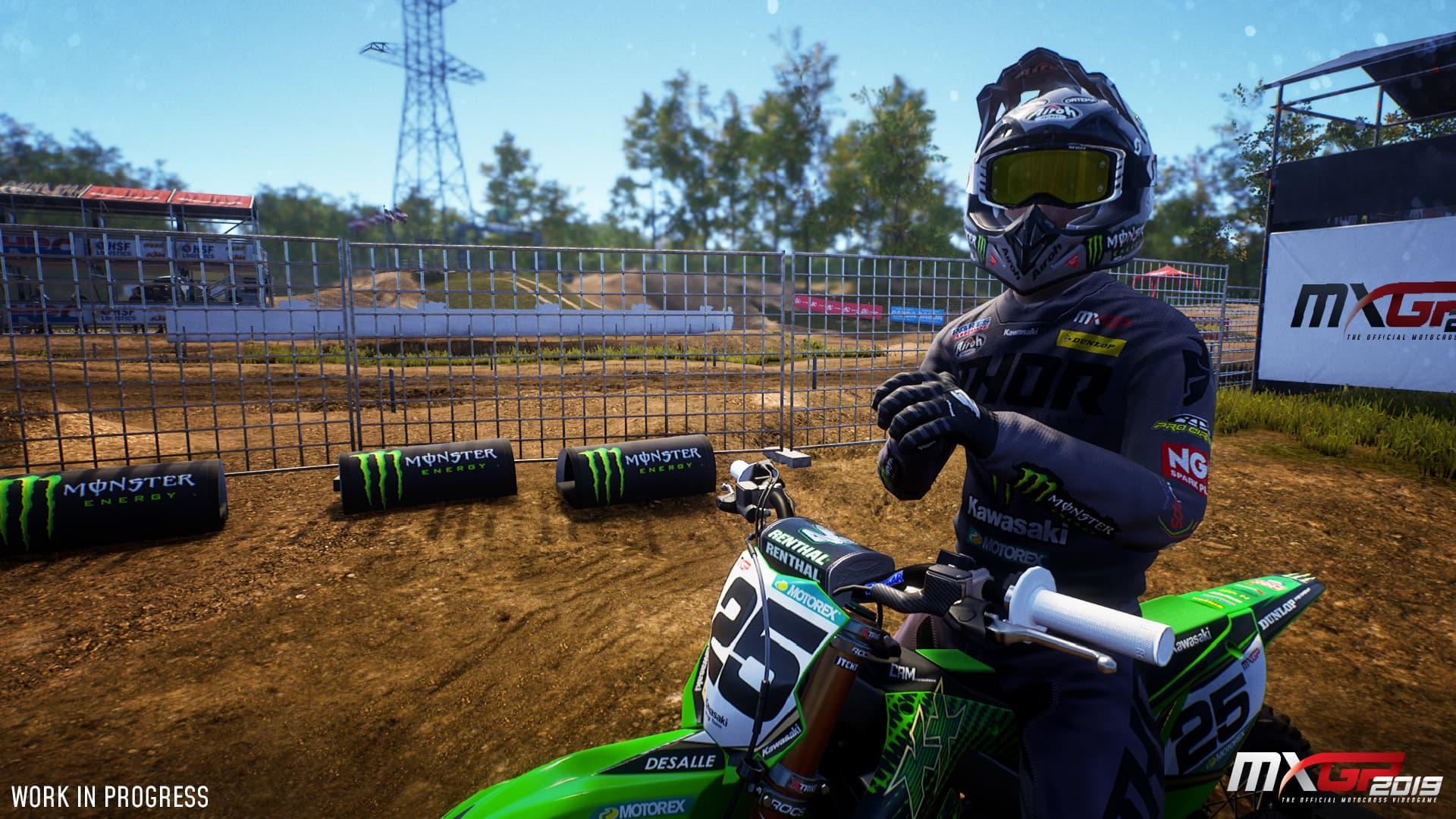 Xbox One MXGP 2019