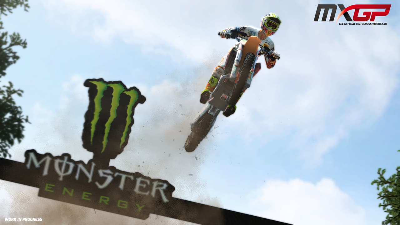 MXGP: The Ophphicial Motocross Videogame