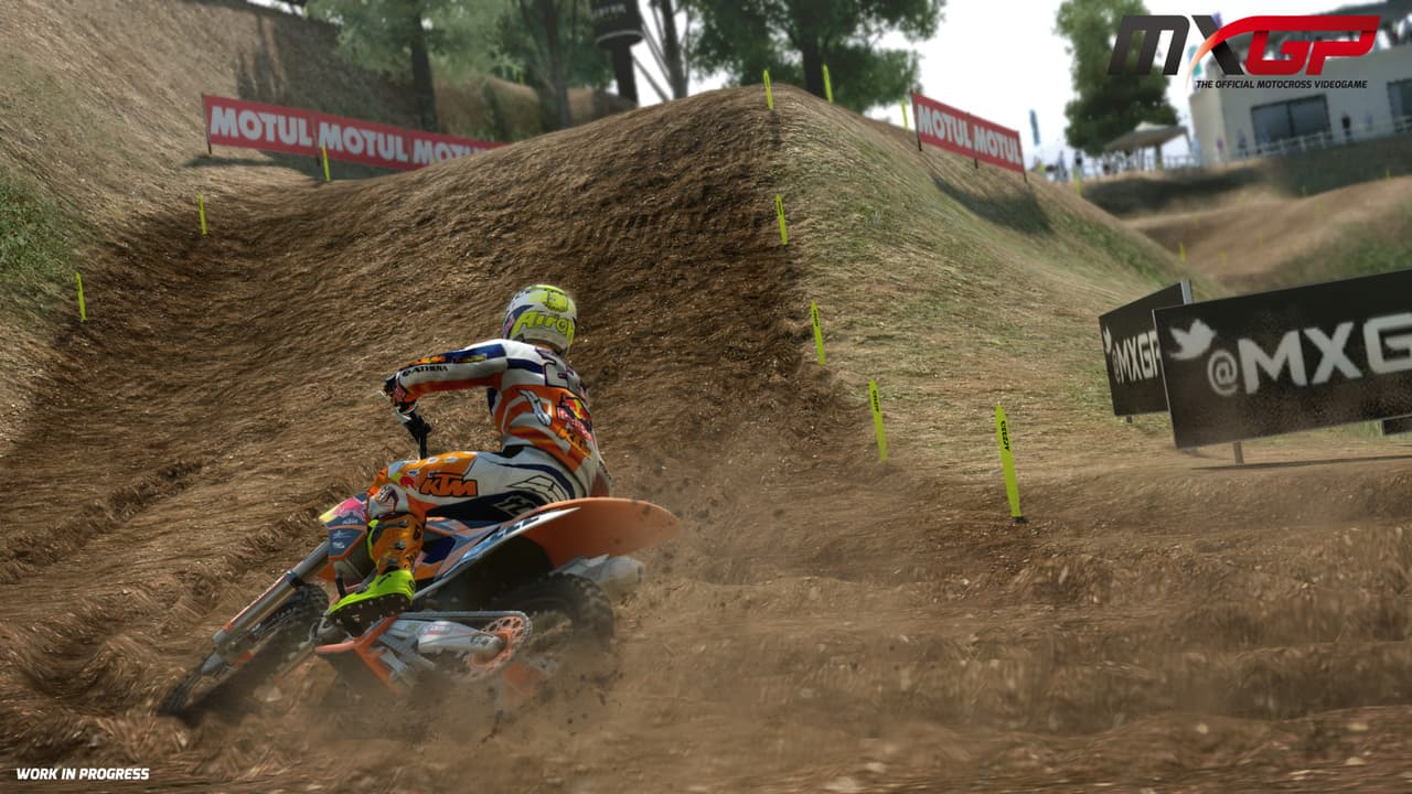 MXGP: The Official Motocross Videogame - Image n°6