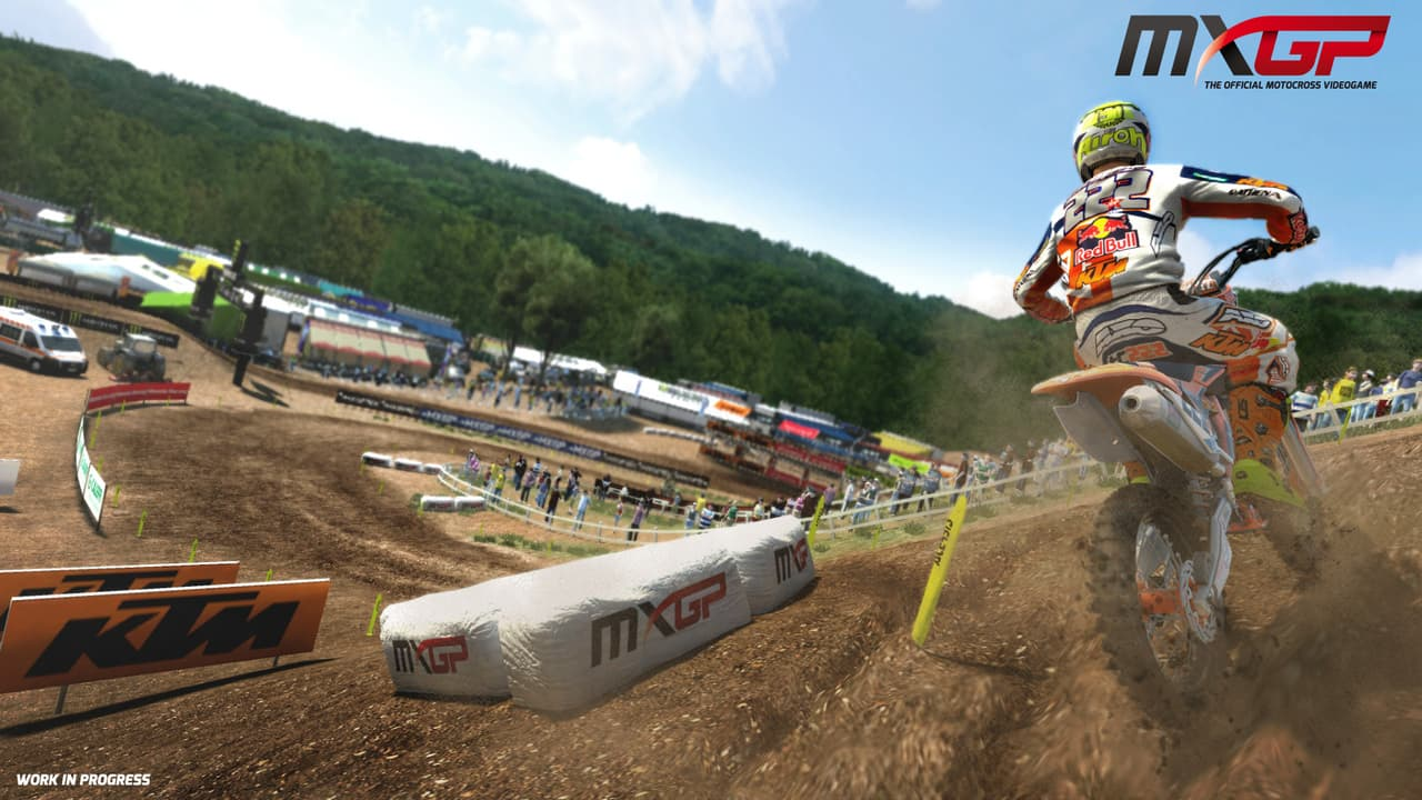 MXGP: The Official Motocross Videogame - Image n°7