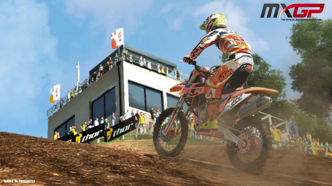 MXGP: The Official Motocross Videogame Xbox 360