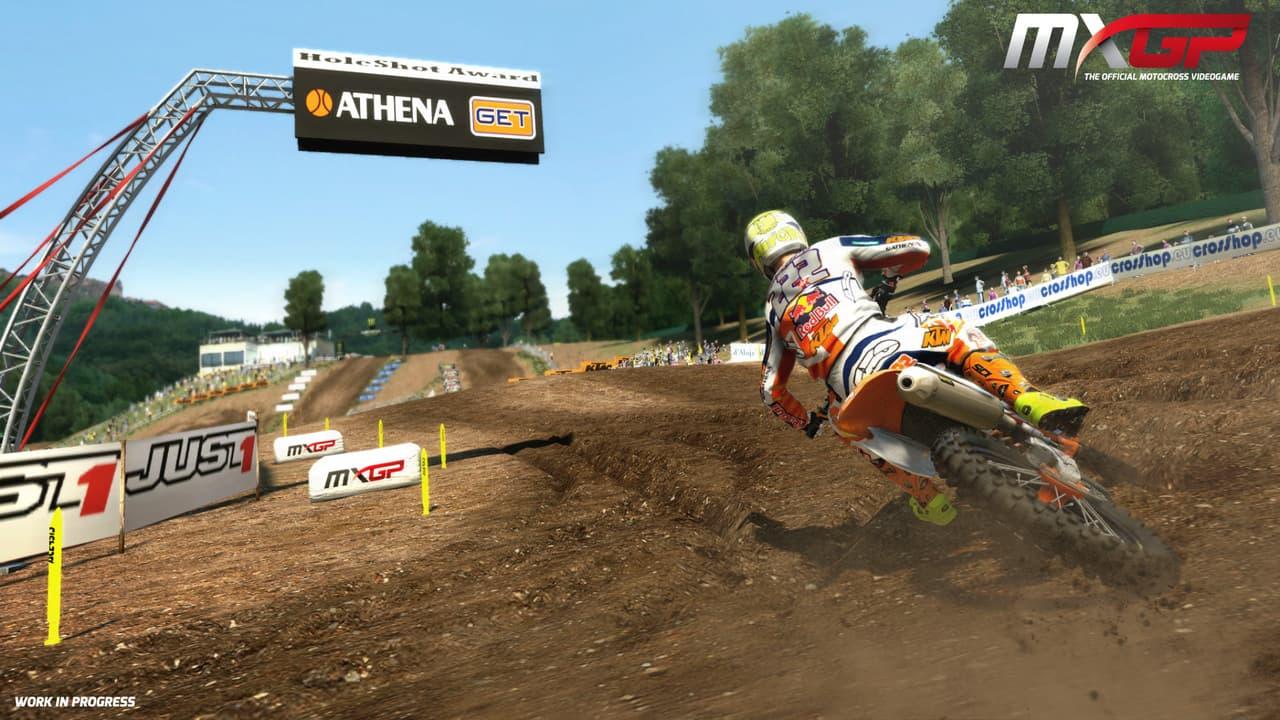 Xbox 360 MXGP: The Official Motocross Videogame