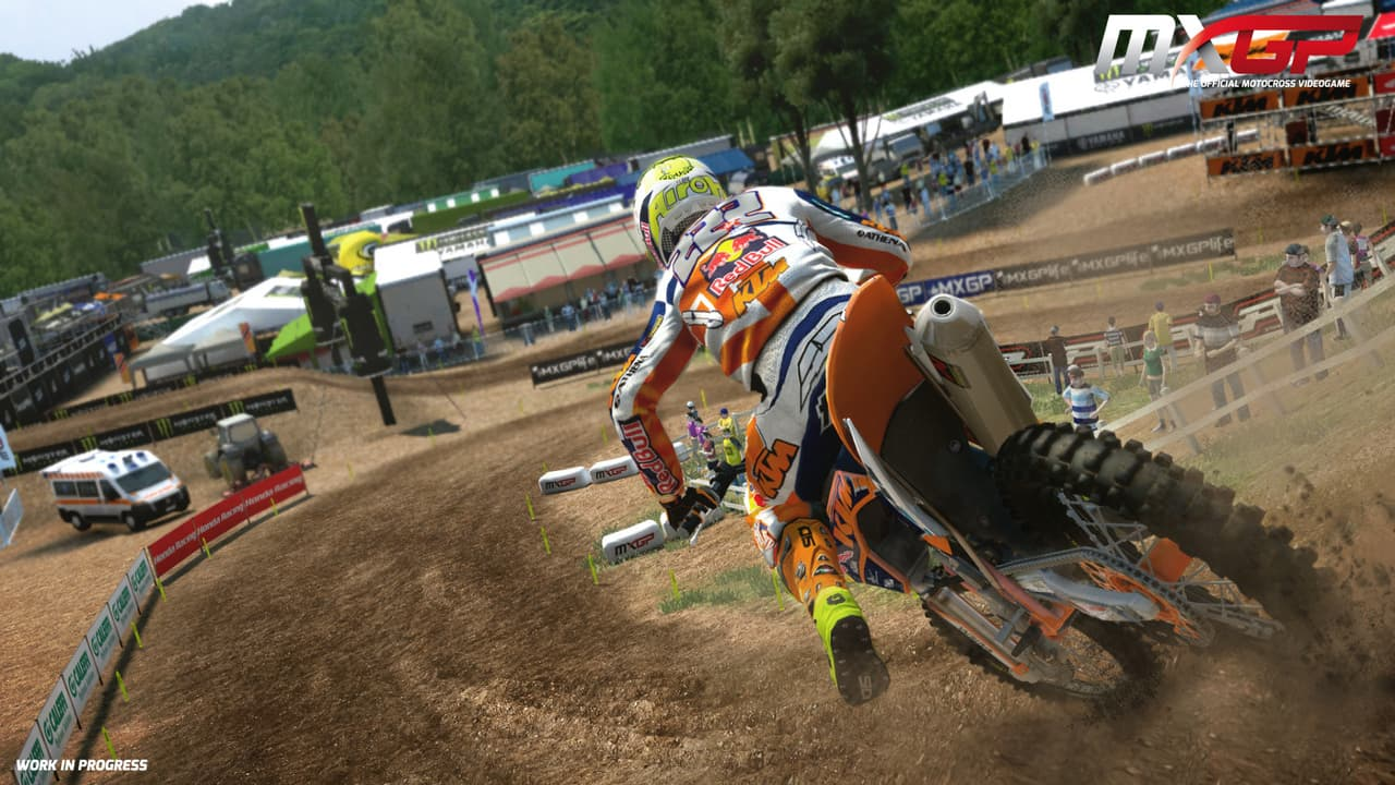 MXGP: The Official Motocross Videogame - Image n°8