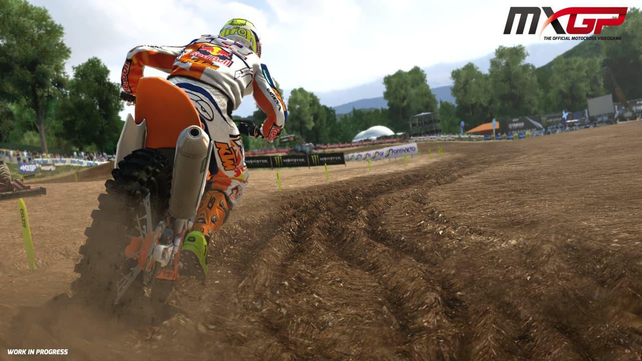 MXGP: The Official Motocross Videogame Xbox