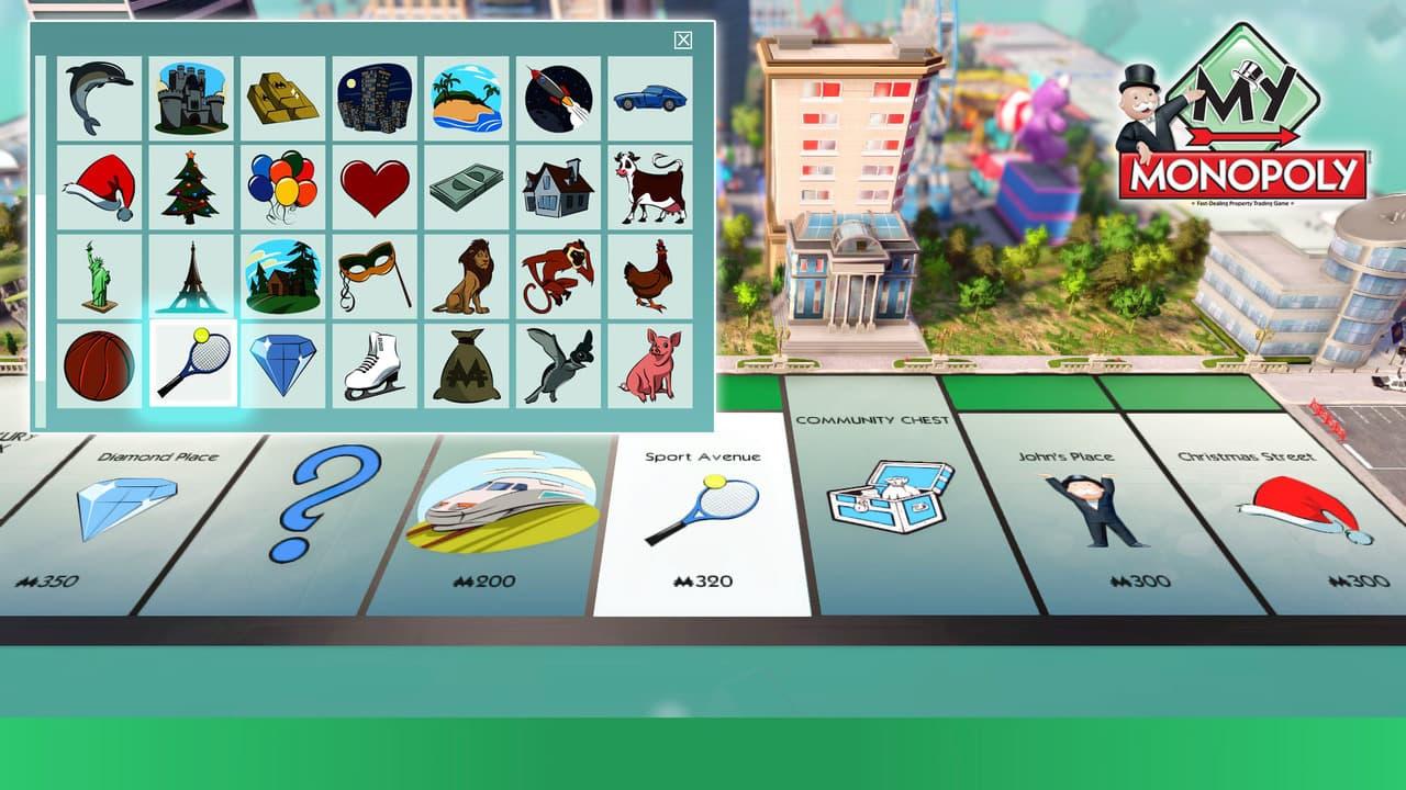My Monopoly Xbox