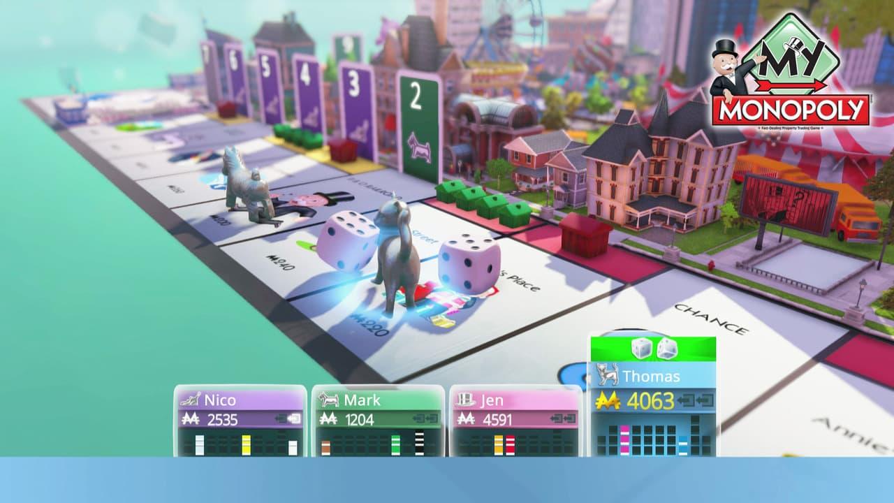 Xbox One My Monopoly