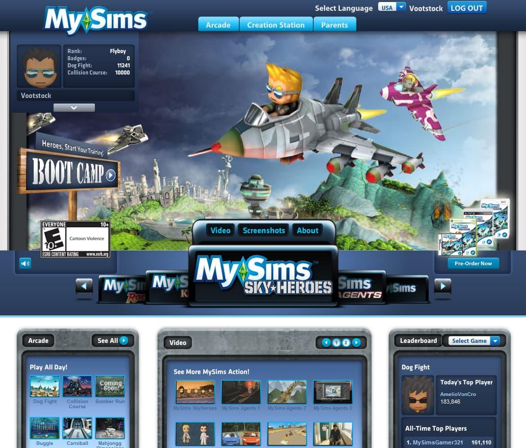 MySims SkyHeroes - Image n°7