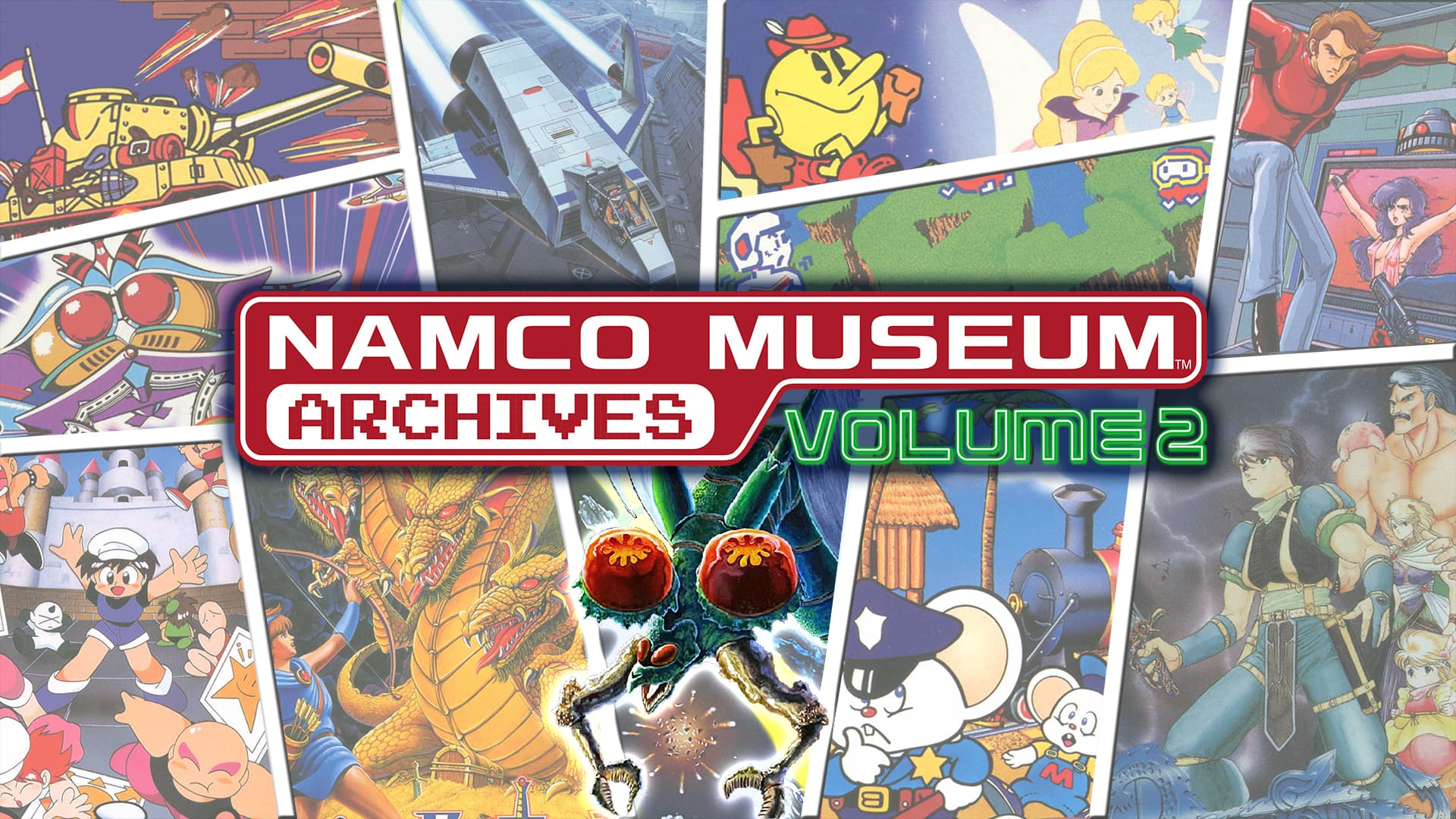 Xbox One Namco Museum Archives Volume 2