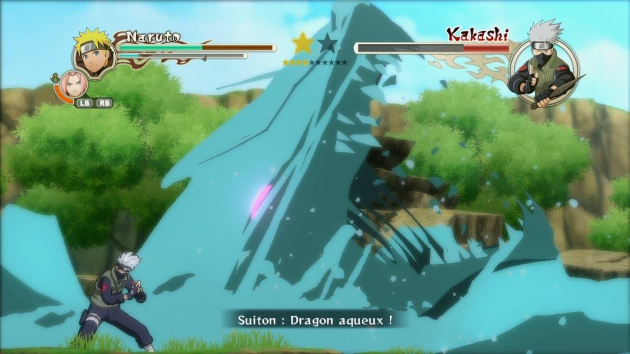 Naruto Shippuden: Ultimate Ninja Storm 2 - Image n°8