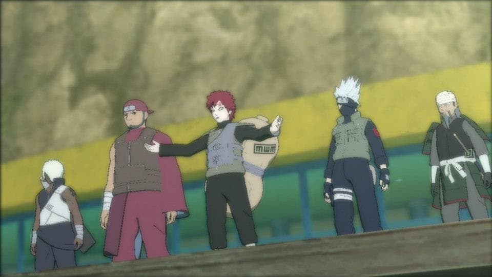 Naruto Shippuden: Ultimate Ninja Storm 3 - Image n°8