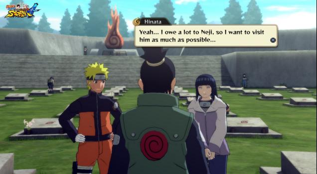 Naruto Shippuden Ultimate Ninja Storm 4 Xbox