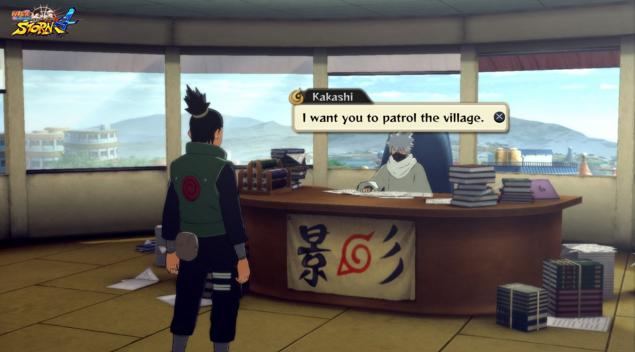Xbox One Naruto Shippuden Ultimate Ninja Storm 4