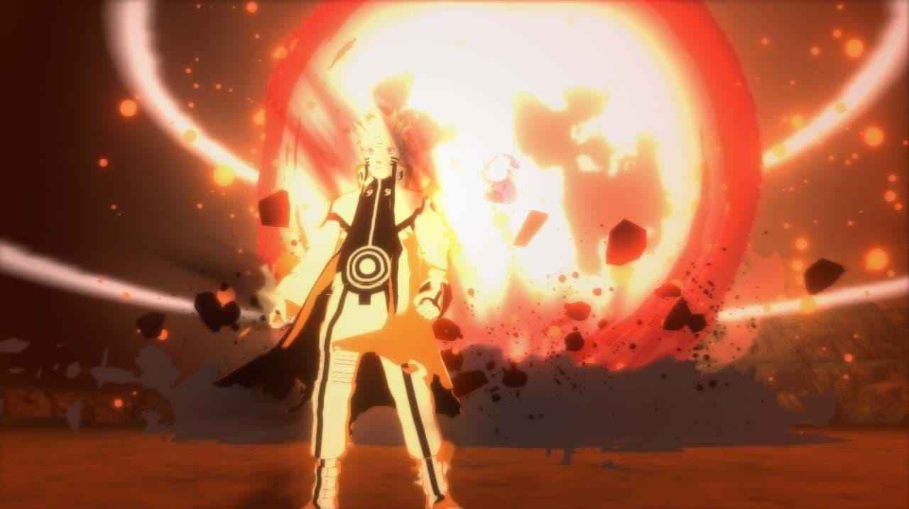 Xbox 360 Naruto Shippuden: Ultimate Ninja Storm Revolution