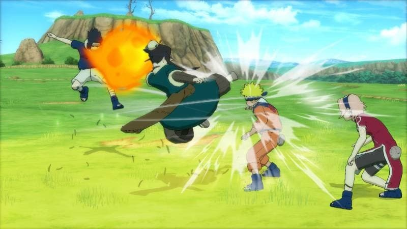 Naruto Shippuden: Ultimate Ninja Storm Generations - Image n°8