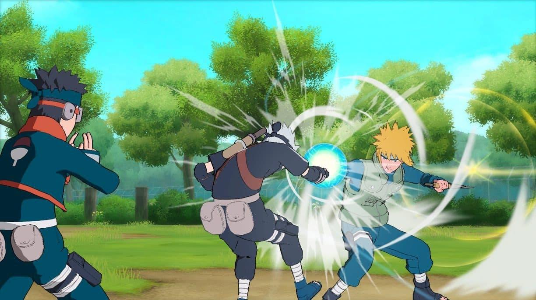 Naruto Shippuden: Ultimate Ninja Storm Genéations