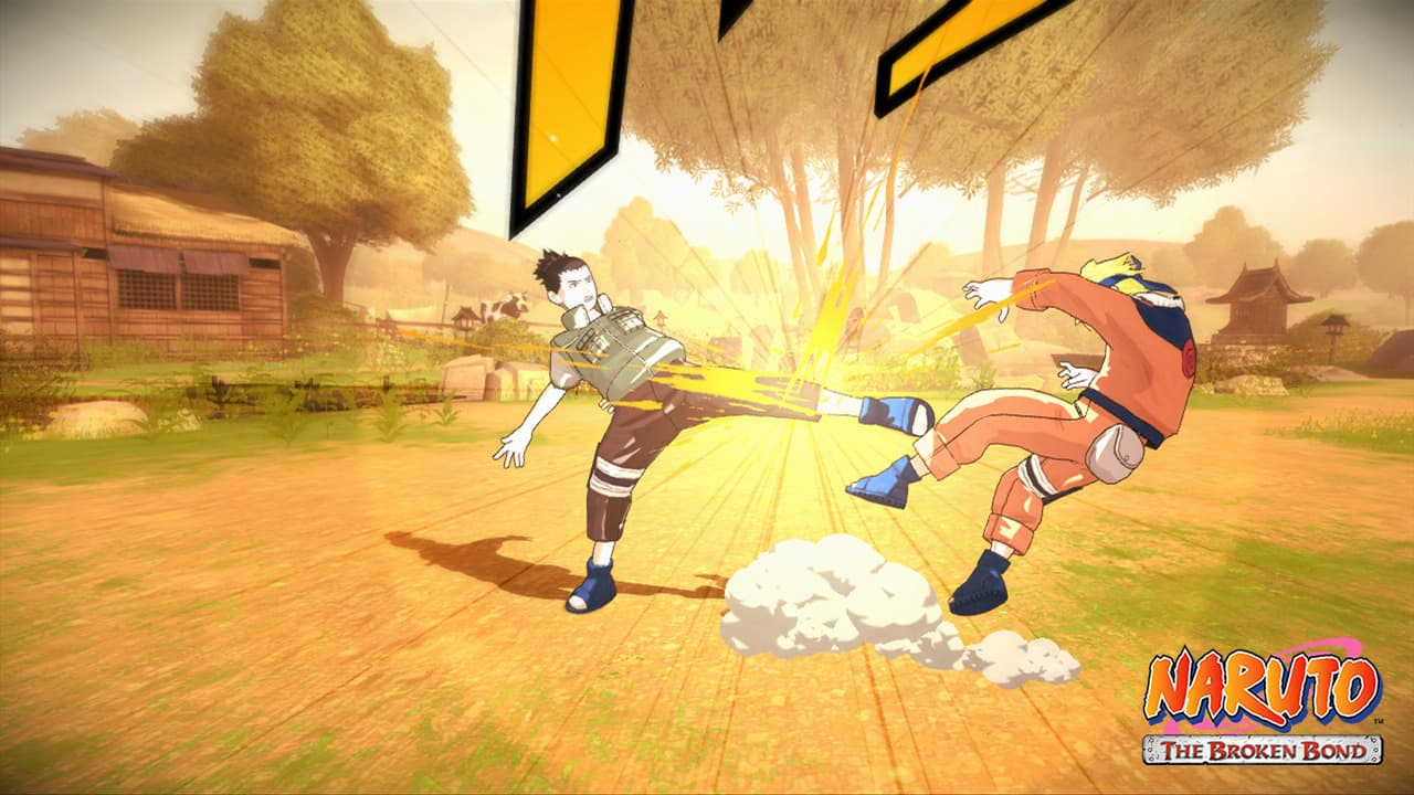 Naruto : The Broken Bond Xbox 360