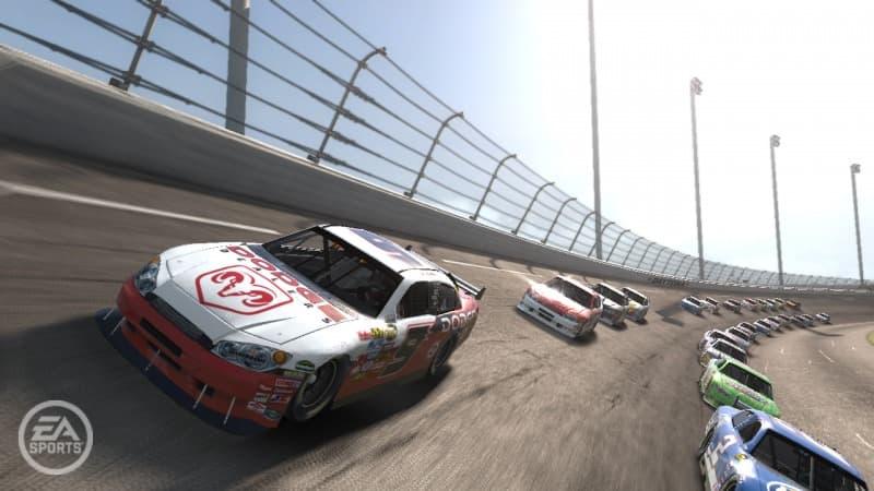 NASCAR 08 - Image n°6