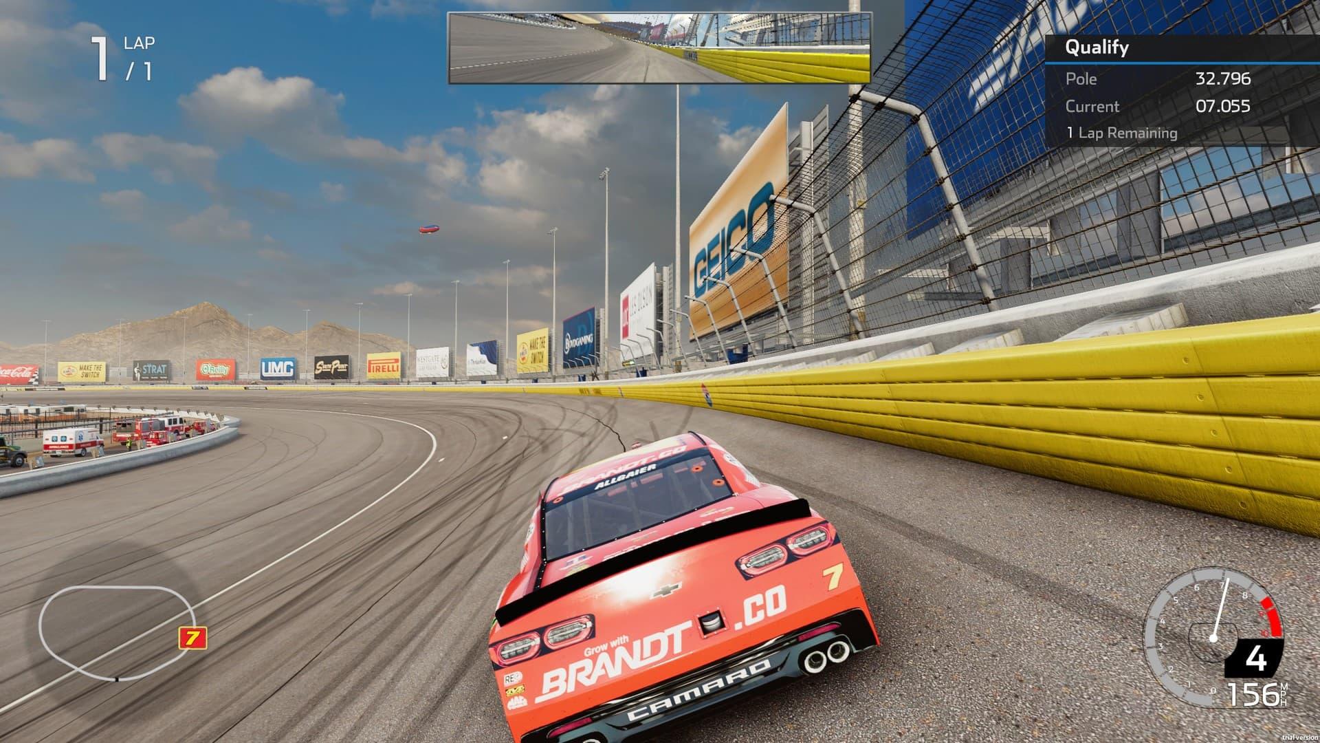 Xbox One NASCAR Heat 5