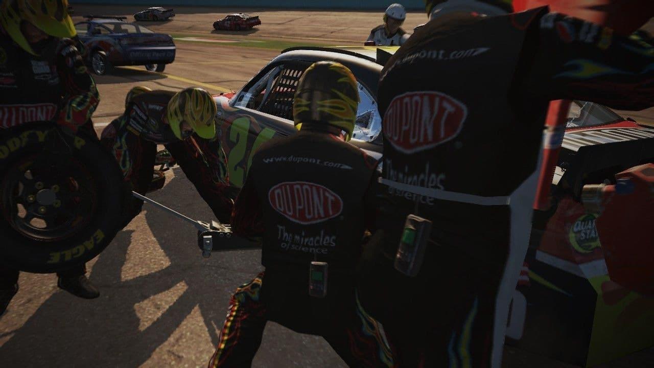 NASCAR The Game 2011 Xbox 360