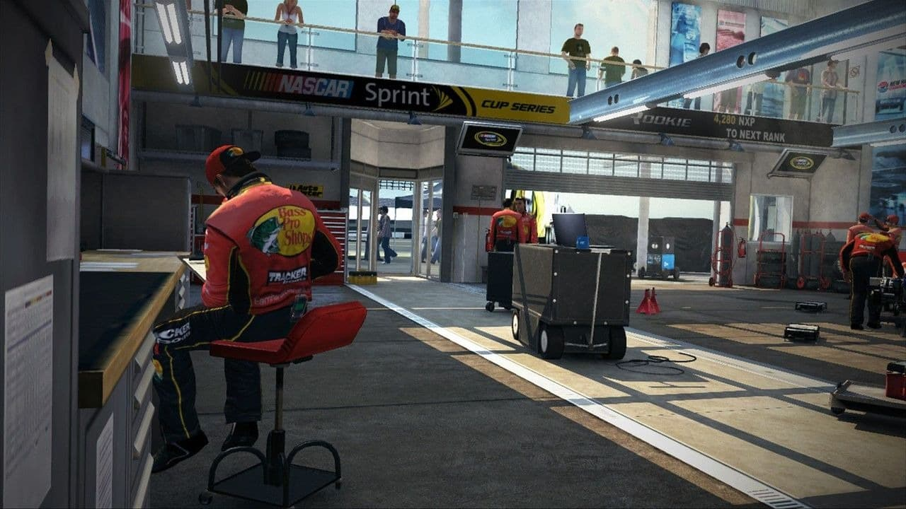 NASCAR The Game 2011 Xbox