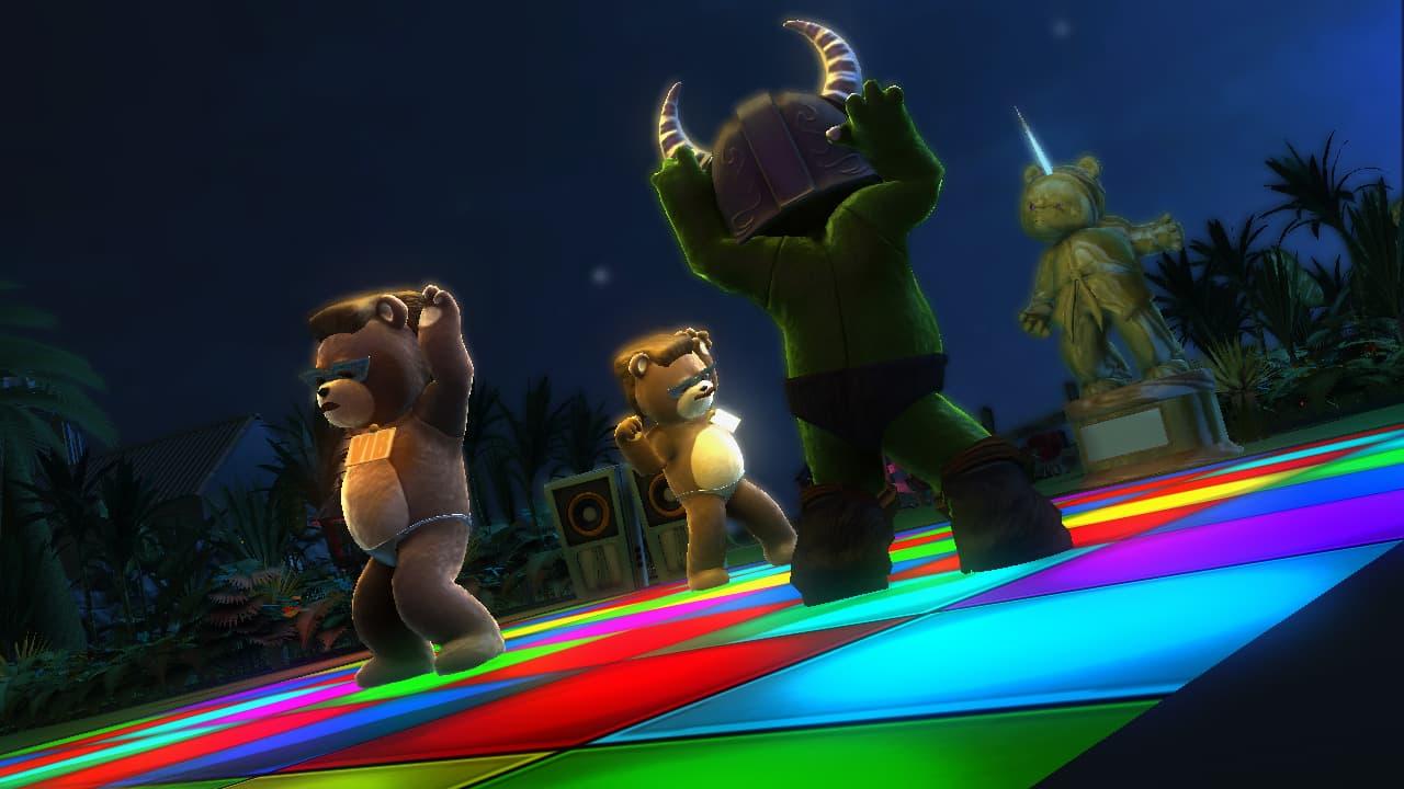 Naughty Bear: Panic in Paradise Xbox 360