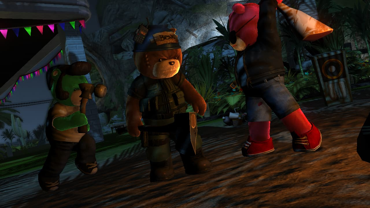 Xbox 360 Naughty Bear: Panic in Paradise