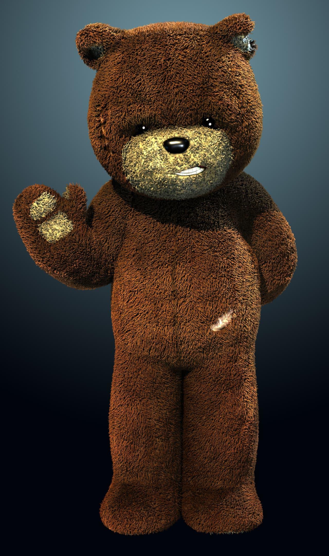 Naughty Bear Xbox
