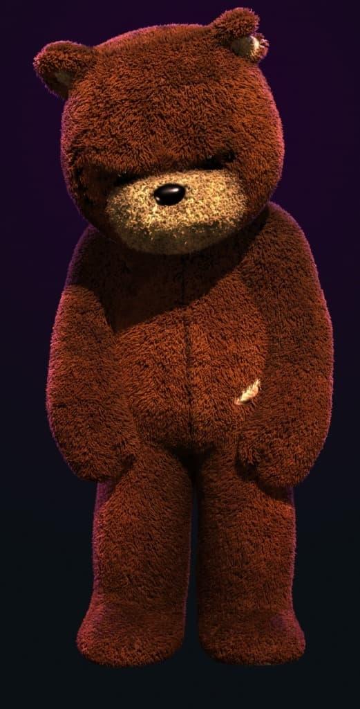 Naughty Bear Xbox 360