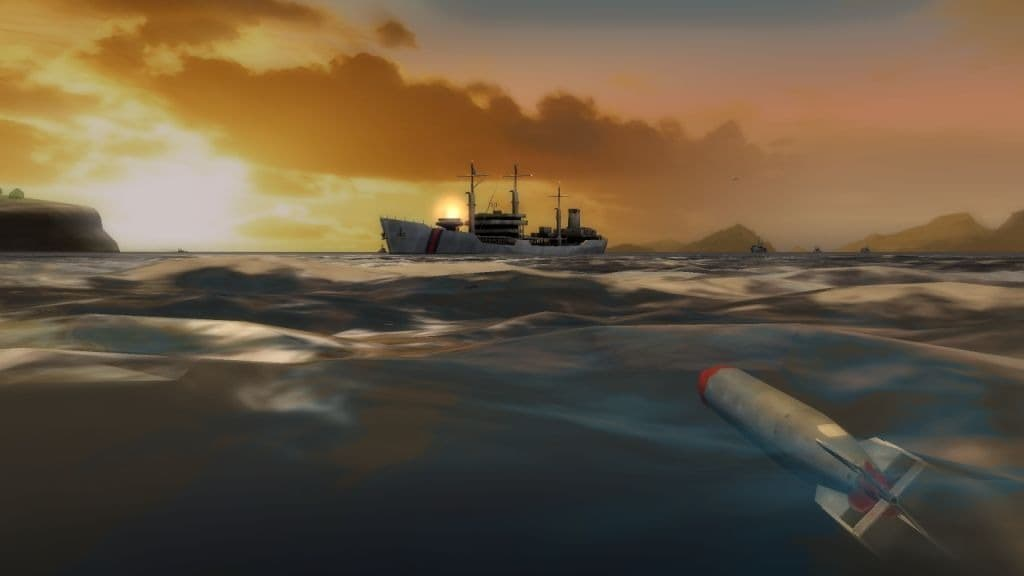 Naval Assault : The Killing Tide Xbox 360