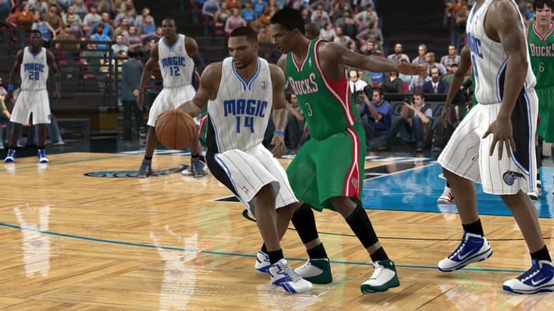 NBA Elite 11 Xbox