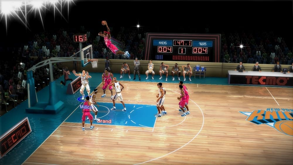 NBA Unrivaled Xbox 360