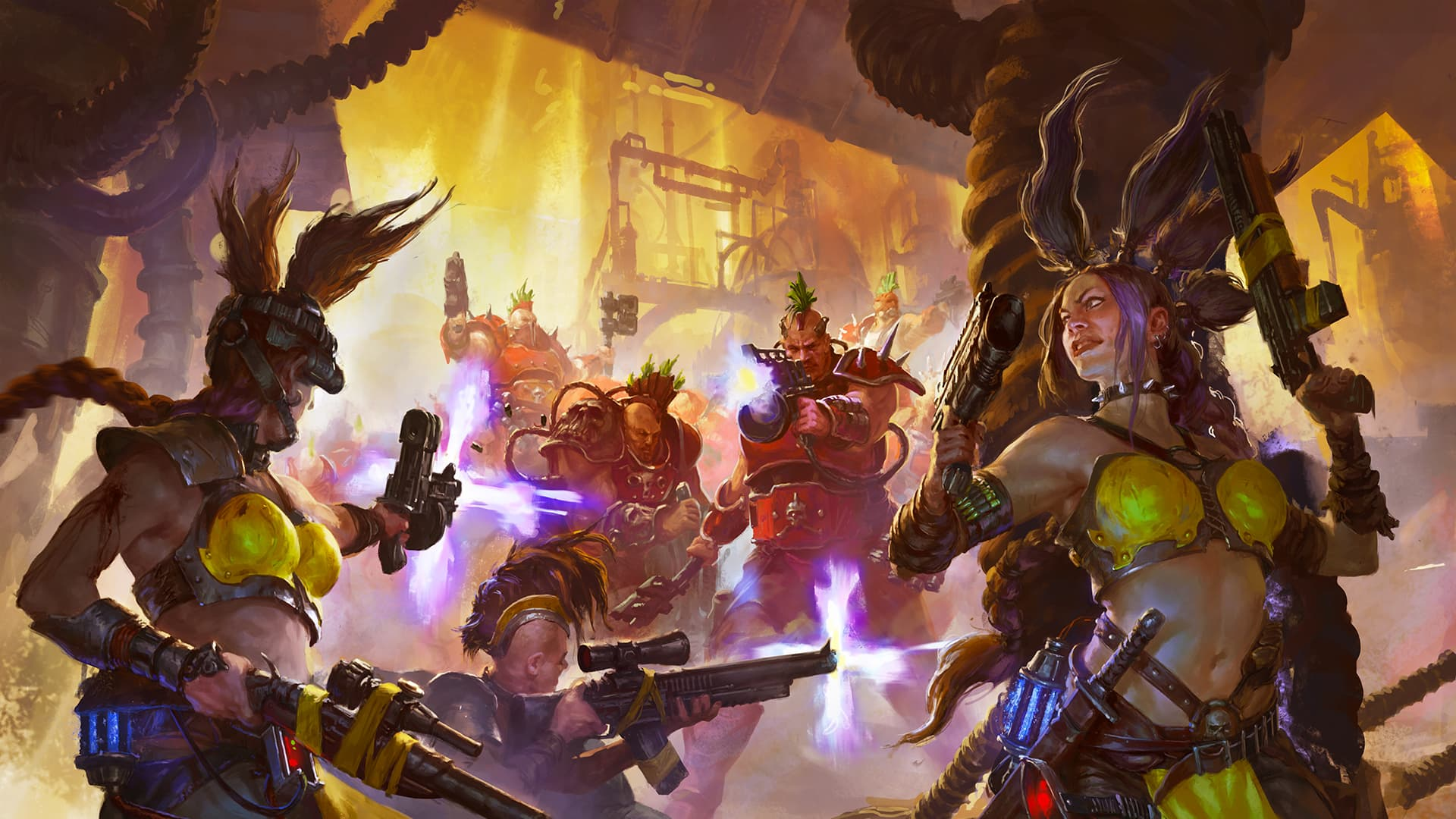 Xbox One Necromunda: Underhive Wars