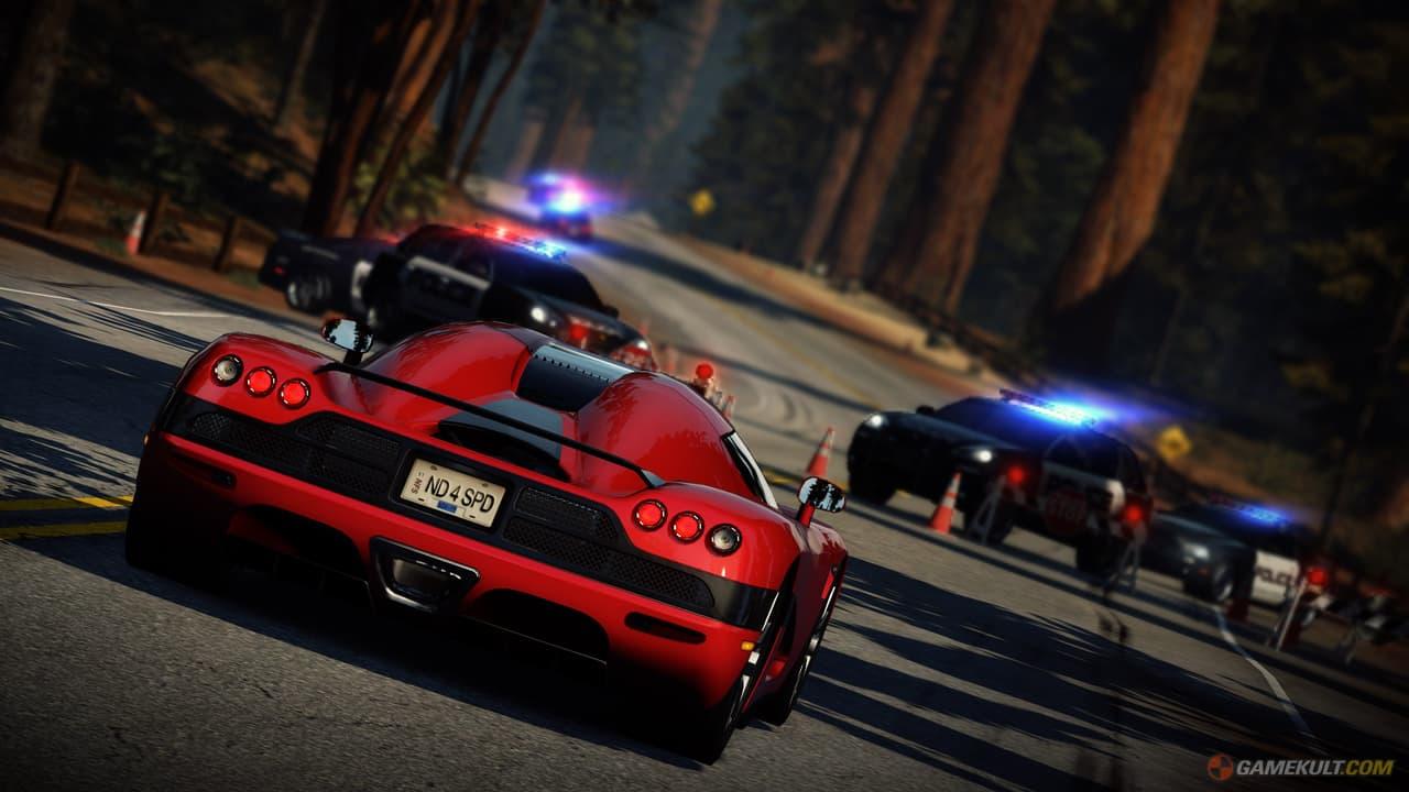 Need phor Speed Hot Pursuit