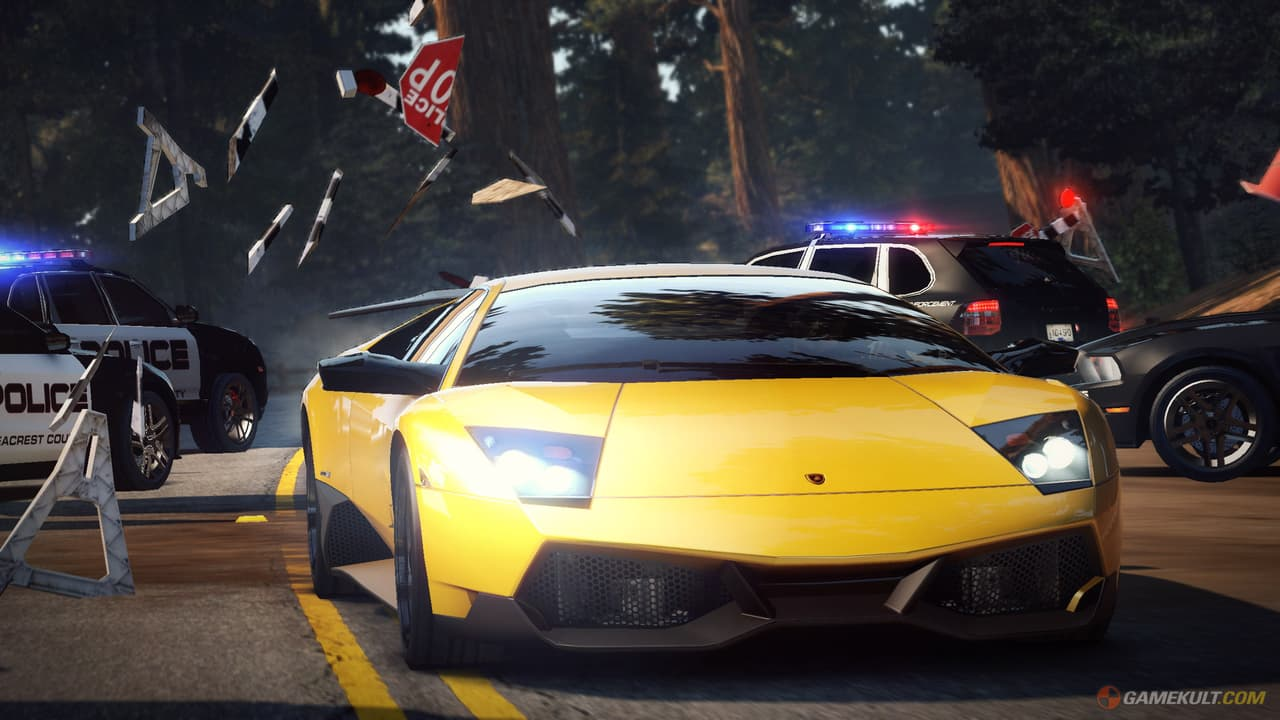Need for Speed Hot Pursuit - Image n°7