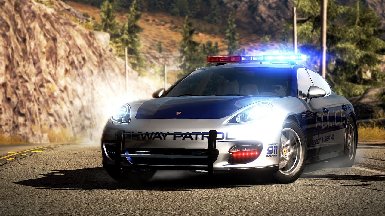 Need for Speed Hot Pursuit Xbox