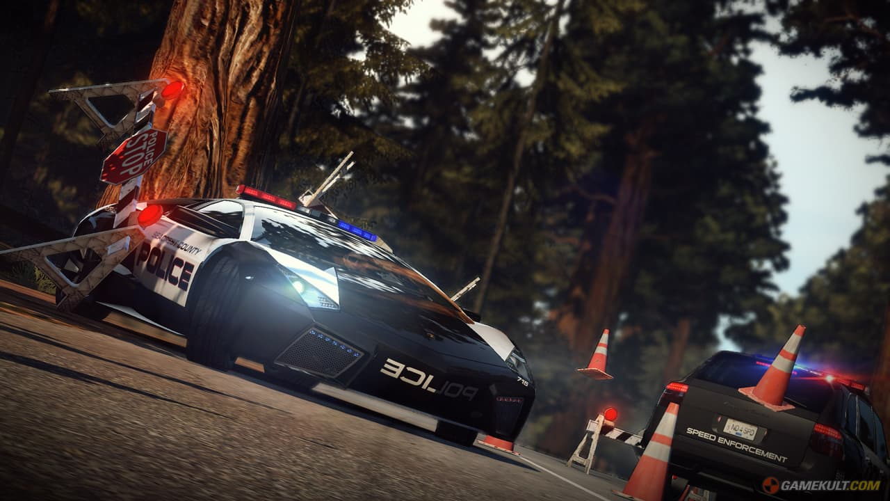 Need for Speed Hot Pursuit - Image n°6
