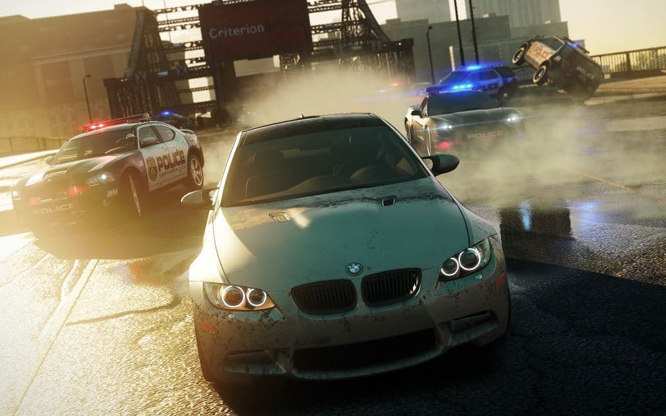 Need for Speed Most Wanted (2012) - Image n°6
