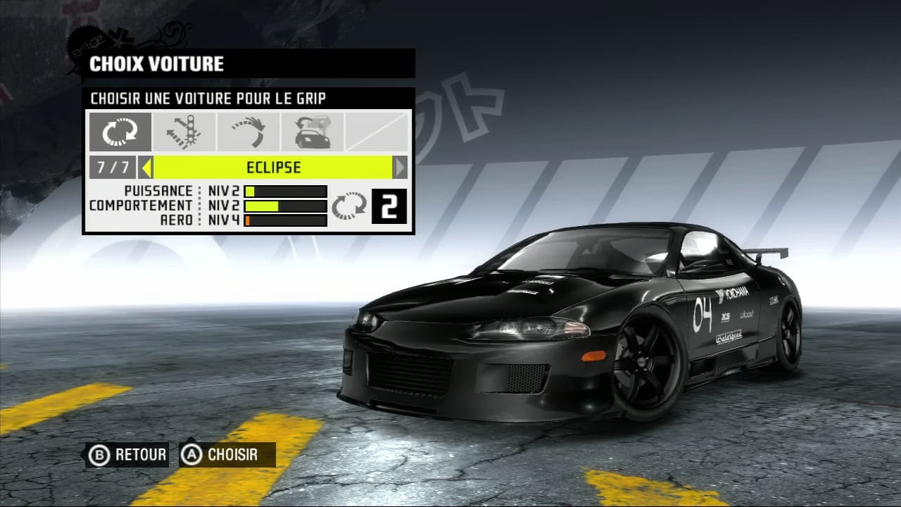 Need for Speed Pro Street Xbox
