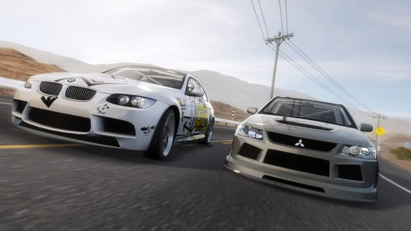 Xbox 360 Need for Speed Pro Street