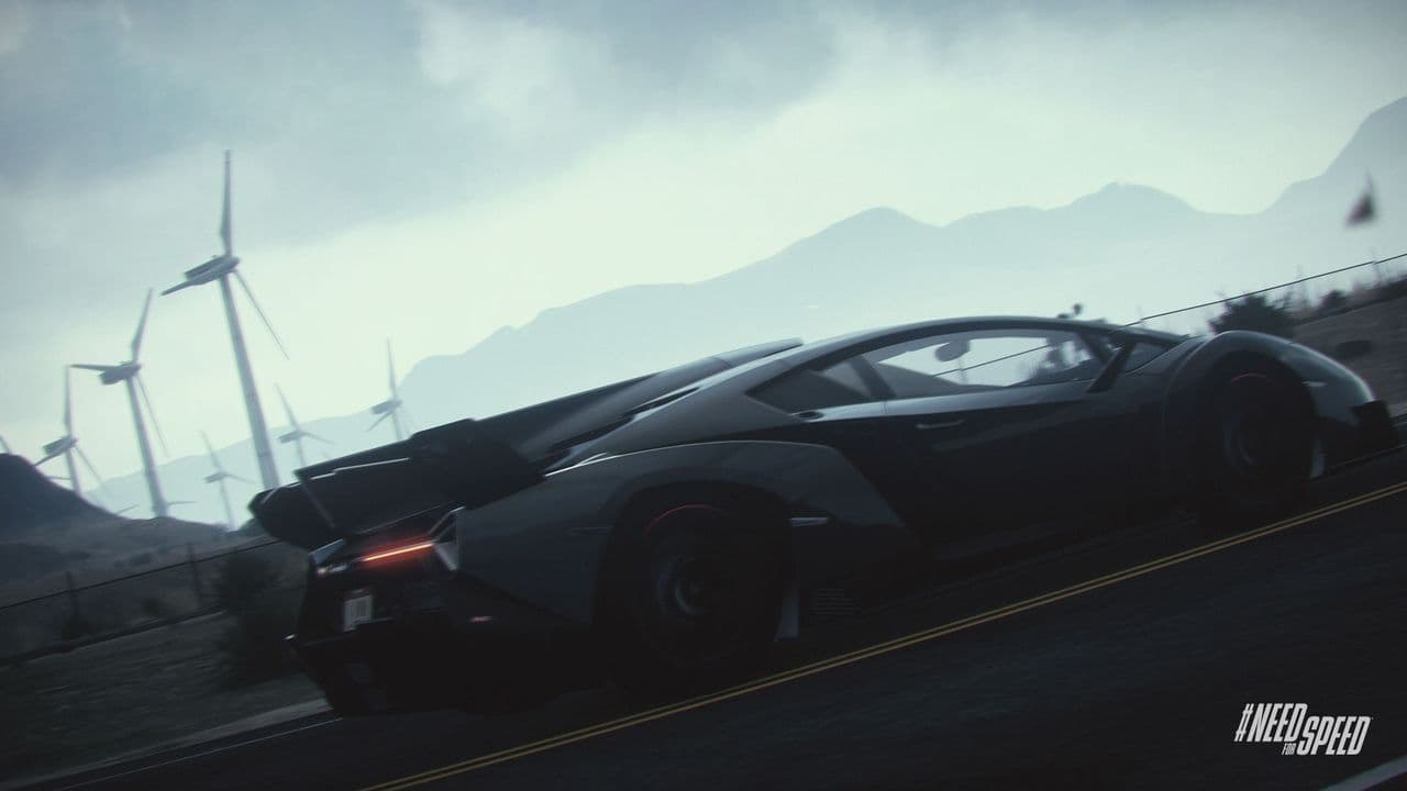 Need for Speed Rivals Xbox