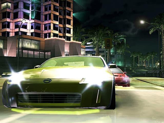 Xbox Need for Speed Underground 2