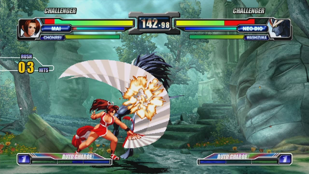 Neo Geo Battle Coliseum - Image n°8