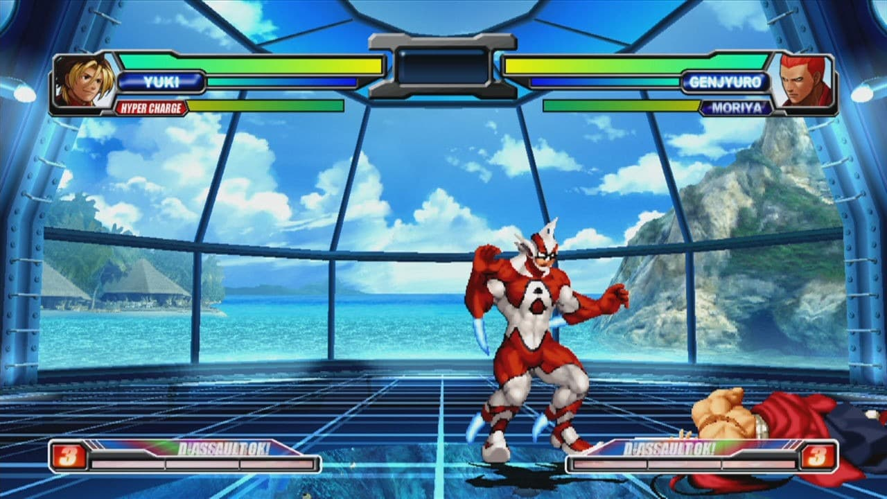 Neo Geo Battle Coliseum Xbox 360