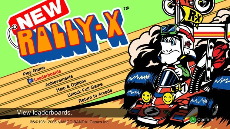 New Rally X - Image n°8