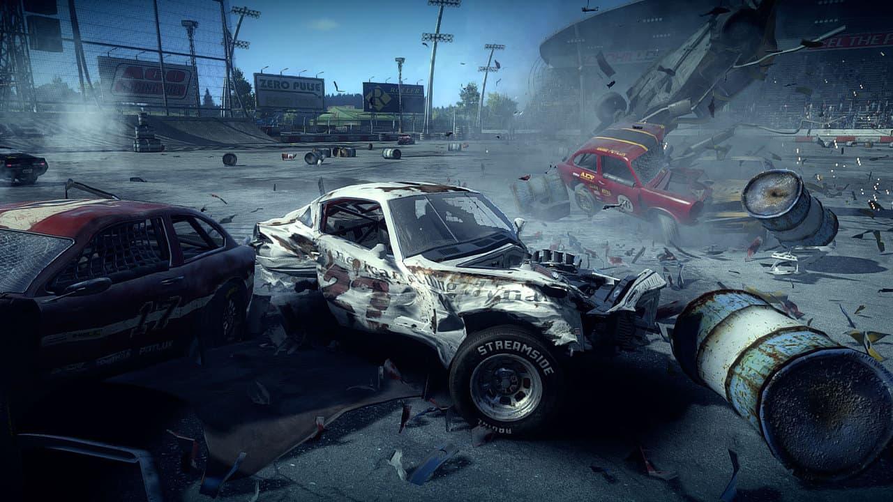 Next Car Game: Wreckfest Xbox